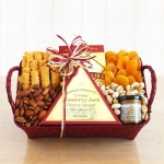 Savory Sentiments Snacking Gift Basket