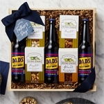 Nuts About Root Beer Gift Basket