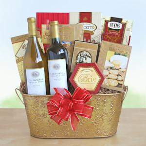California Wine Treasures Gift Box imagerjs
