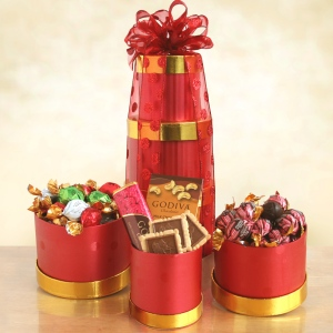 Godiva Glory Holiday Tower imagerjs
