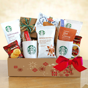 Starbucks Home for the Holidays imagerjs