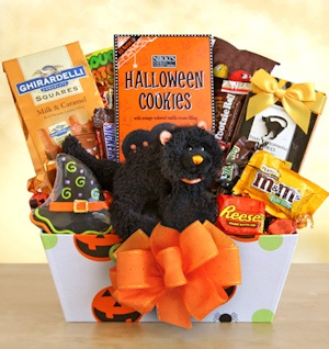 Scaredy Cat Halloween Treats College Care Package imagerjs