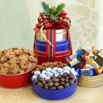 Christmas Sweet Treats Tower Gift