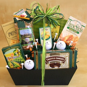 Fore Father's Day Gift Basket imagerjs