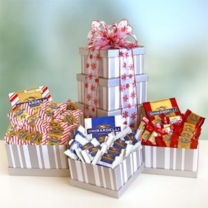 Ghirardelli Silver Sweets Stack imagerjs