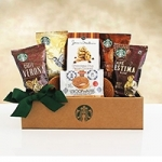 Starbucks Coffee Sampler Box