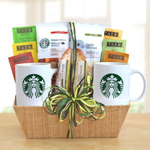 Starbucks Coffee & Tazo Tea For Two imagerjs