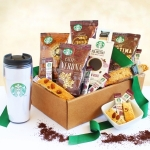 Starbucks On The Go Gift Basket