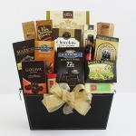 Fine and Fancy Gourmet Gift Tote