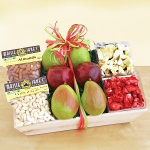 Naturally Organic Gift Crate imagerjs