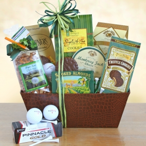 Only Fore Dad Golfing Gift Box imagerjs