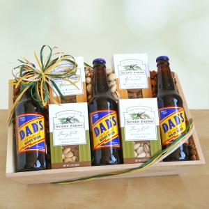 Dad's Root Beer and Nuts for Father's Day imagerjs