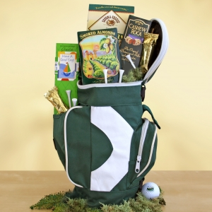 Holiday Caddy Snacks Golf Gift Bag imagerjs
