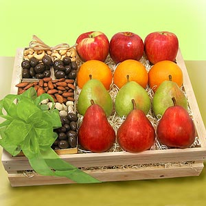 Giant Fruit & Nuts Crate image