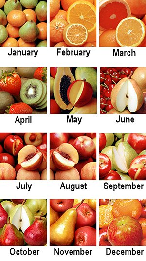 Monthly Fruit Club image