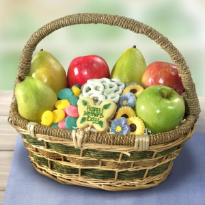 Mother's Day Fruit and Treat Basket imagerjs