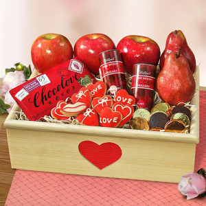 Fresh Valentine Treats Crate imagerjs