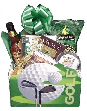 Clubhouse Golfer's Gift Set image