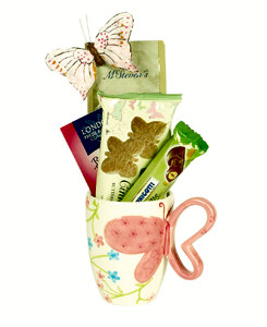 Butterfly Treat Mug image