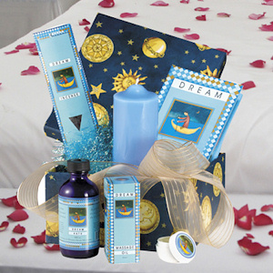 Aroma Therapy Dream Kit Basket image