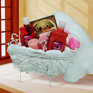 Luxury Bath Spa Gift imagerjs