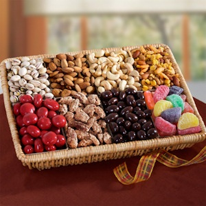 West Coast Sweets and Treats Basket imagerjs