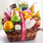 Simply Sweet Mother's Day Fruit Basket