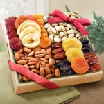 Dried Fruit and Nut Wholesome Snacking Gift