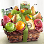 The Charmer Classic Fruit Basket