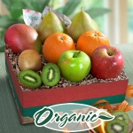 Deluxe Organic Fruit Sampler