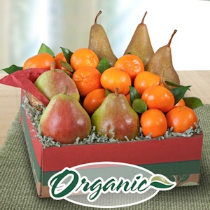 Golden State Organic Holiday Fruit Sampler imagerjs
