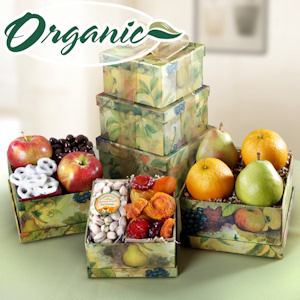 All Organic Holiday Gift Tower imagerjs