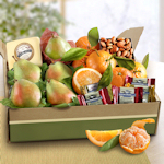Christmas Fruit Gift Box from California