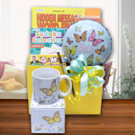 Deluxe Pencil Puzzles Get Well Gift Basket