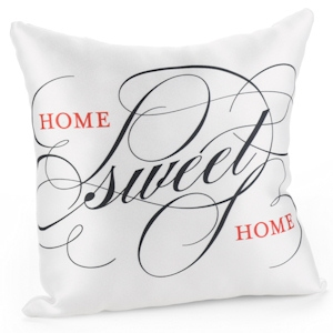 Home Sweet Home Pillow imagerjs