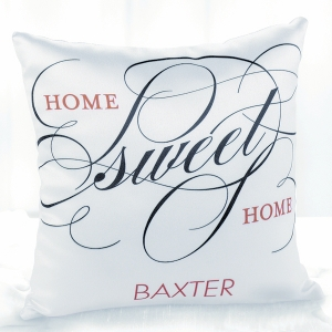 Personalized Home Sweet Home Pillow imagerjs