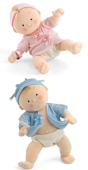 Personalized Rosie Cheeks Doll imagerjs