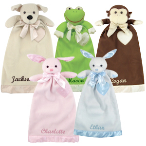 Personalized Lovie Animal Blanket (5 Designs) imagerjs