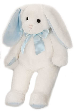 Personalized Loppy Long Ears Bunny imagerjs