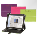 Laser Etched iPad Tablet Case - 4 Colors