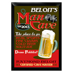 Personalized Man Cave Pub Sign