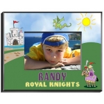 Personalized Knight Frame
