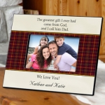 Personalized Fathers Poem Frame (4 Designs)