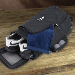 Personalized Golf Shoe Bag imagerjs