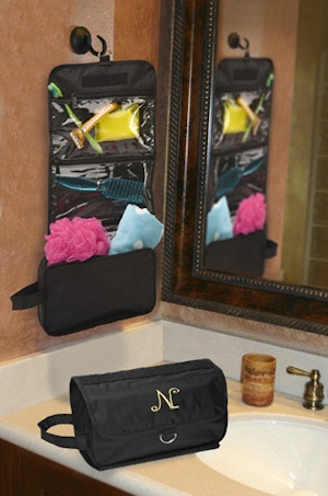 Personalized Hanging Toiletry Bag imagerjs