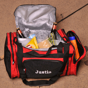 Personalized Cooler Duffle imagerjs