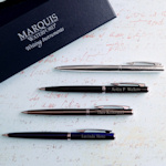 Personalized Waterford Ardmore Ballpoint Pens