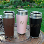 Personalized Executive Travel Tumbler
