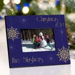 Personalized Christmas Picture Frames (5 Designs)