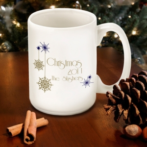 Personalized Christmas Coffee Mugs (4 Designs) imagerjs